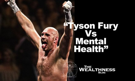 Tyson Fury Talks To Joe Rogan About The Biggest Fight Of His Life | Tyson Fury Vs Mental Health