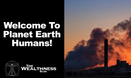 Welcome To Planet Earth Humans!