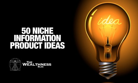 50 Niche Information Product Ideas You Can Easily Develop And Turn Into High Profit Income Streams