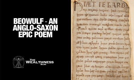 BEOWULF AN ANGLO-SAXON EPIC POEM