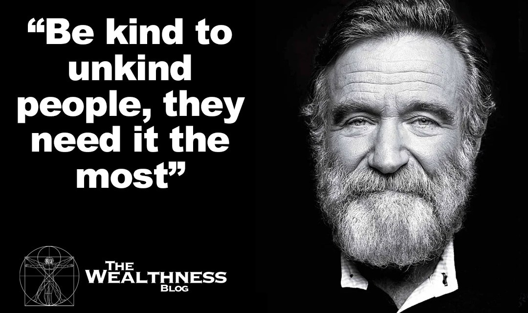 BE KIND TO UNKIND PEOPLE, THEY NEED IT THE MOST