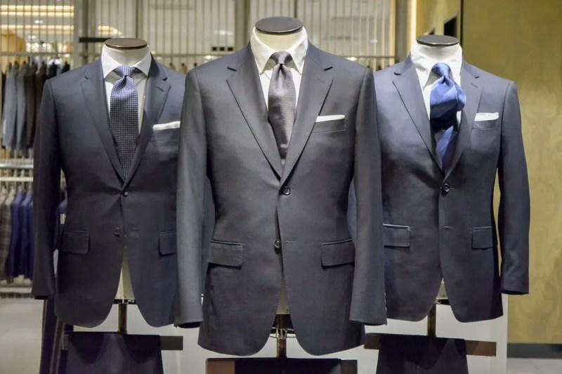 ダーバン(DURBAN)のスーツ