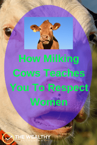 Milking cows teaches us multiple lessons: leadership, respect, love, and even how to raise our children. Learn how milking cows can teach you the most valuable life skills, including building wealth.