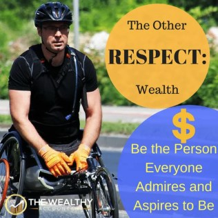 Respect is the most important wealth there is. Respect is earned, not given. Live your life in a way everyone around you will admire how you live and act. Be the person everyone else aspires to be. #wealthyaccountant #respect #winners #success #successful #admiration #aspiration #succeed #money #financialindependence #FIRE #mrmoneymustache