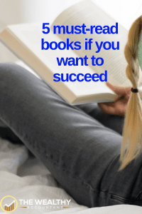 The most successful people today spend more time reading than anything else. Here are 5 must-read books on success and growth from the past year. Even the honorable mentions are incredible books.