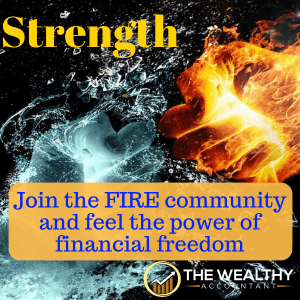 Financial freedom and retirement are not hollow goals. Join the FIRE community and feel the Strength of a community versed in helping people achieve their financial goals.