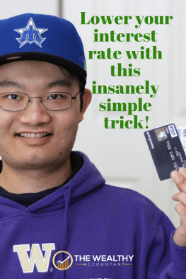 Increase your credit score and lower your interest rate with this insiders secret. And generate a monthly income, too.