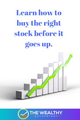 Learn the secrets of buying under-valued stocks before they are discovered. Buy your investments on sale for quick profits.