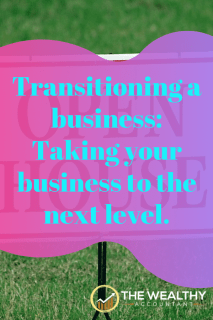 Transitioning your business. Take your business to the next level. You worked hard growing your business. Make sure it lives on after you leave. #business #transitioning #growth #sale #selling