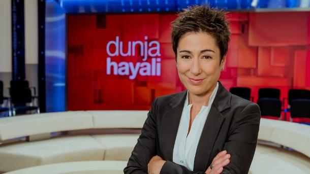 Dunja Hayali Krankheit