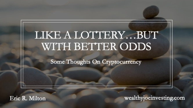 Like A Lottery – But With Better Odds!