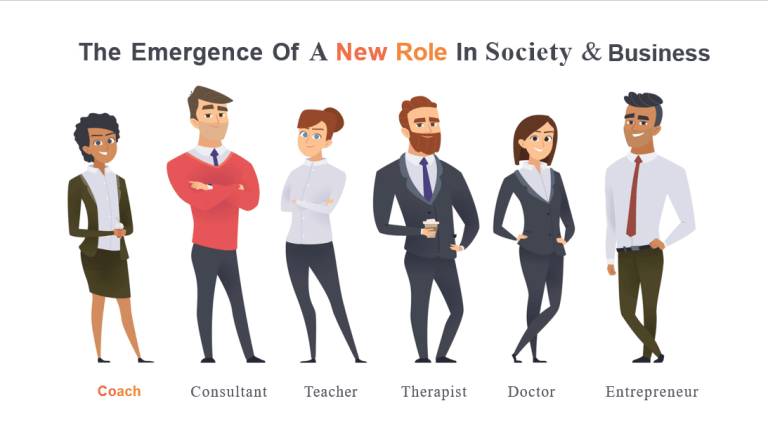 Coach - The Emergence of a New Role in Society and Business