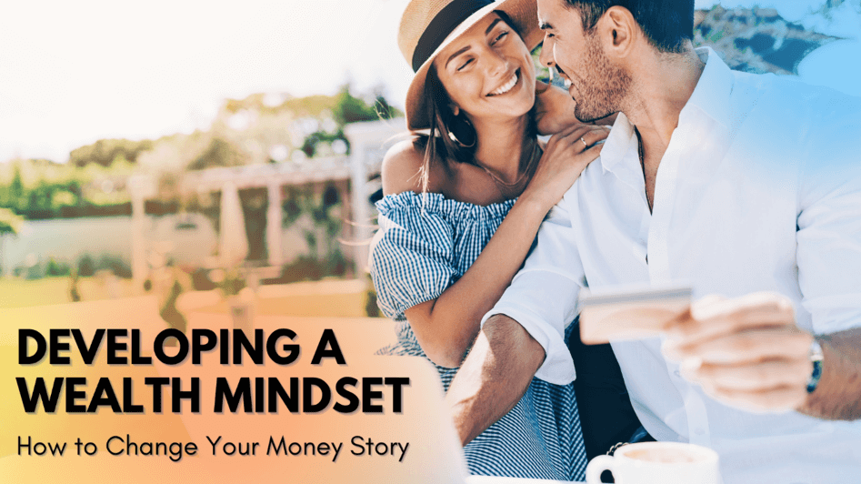 Couple Reaping The Many Benefits Of Developing Wealth Mindset
