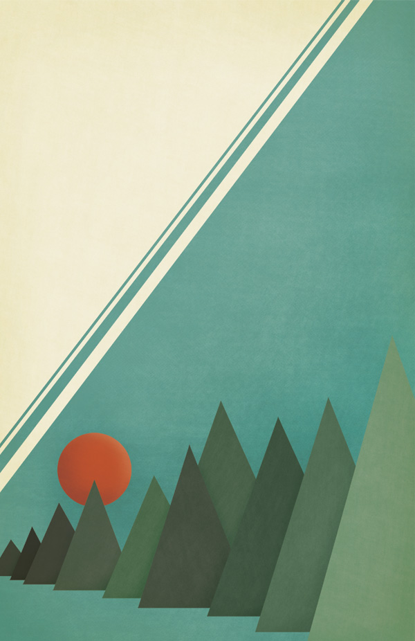 Minimal Poster Design By Christopher Paul