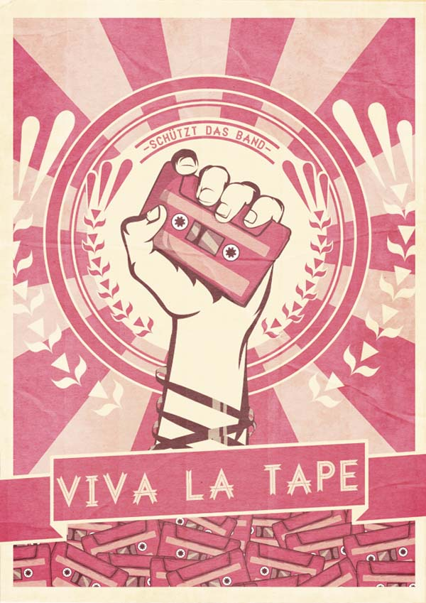 Retro Poster Illustrations By Nick Schmidt
