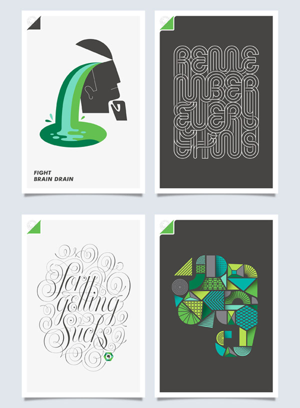 Evernote Market Posters By Studio Office