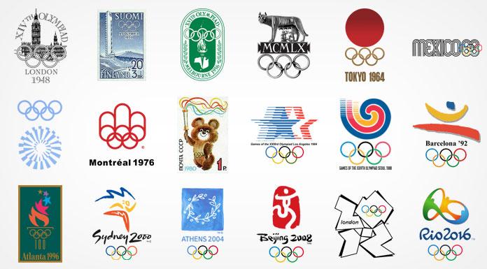 Olympic Games Logo 1960