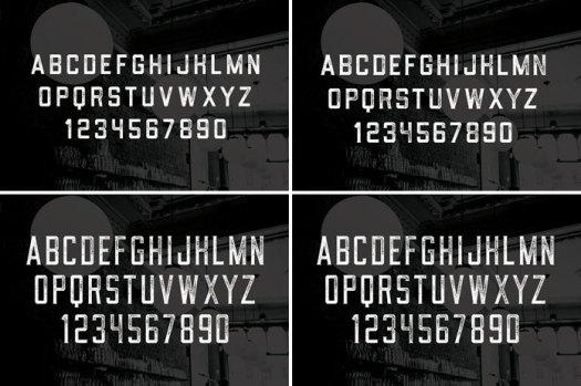Sans, serif, condensed, condensed serif.