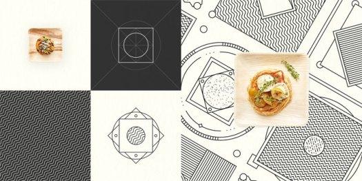 Feiner Herr – corporate identity by Hojin Kang and Sebastian Haus.