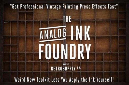 Analog Ink Foundry