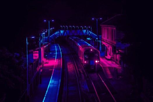 Eugene Tumusiime Photography, Train station.