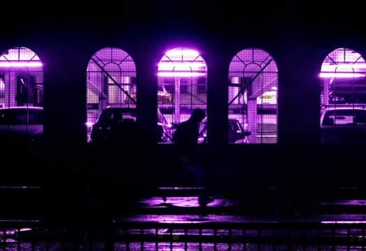 Eugene Tumusiime Photography, Purple lights
