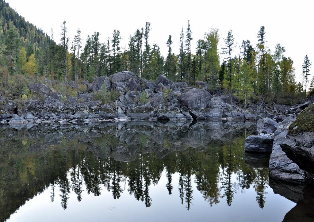Каменный залив