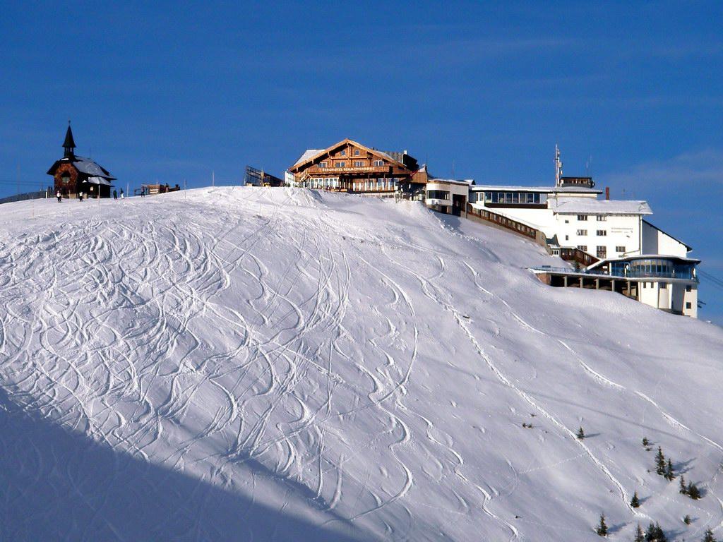 Австрийский курорт Цель ам Зее