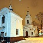 Часовня и колокольня Спасской церкви