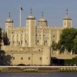 Вид крепости с Темзы