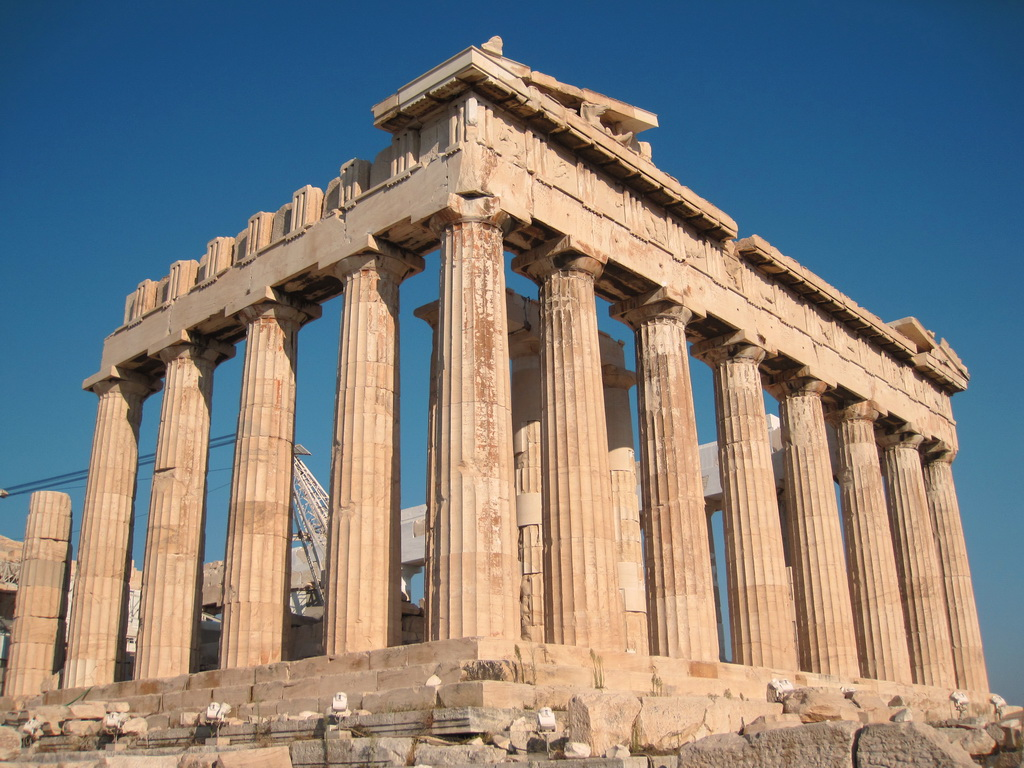 Достопримечательности в Афинах