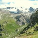 пейзаж парка Гран Парадизо