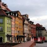 исторический район Варшавы
