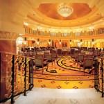 Роскошные интерьеры отеля Бурдж эль Араб