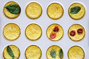 cauliflower cheese egg muffins baby led weaning breakfast ideas finger foods first foods