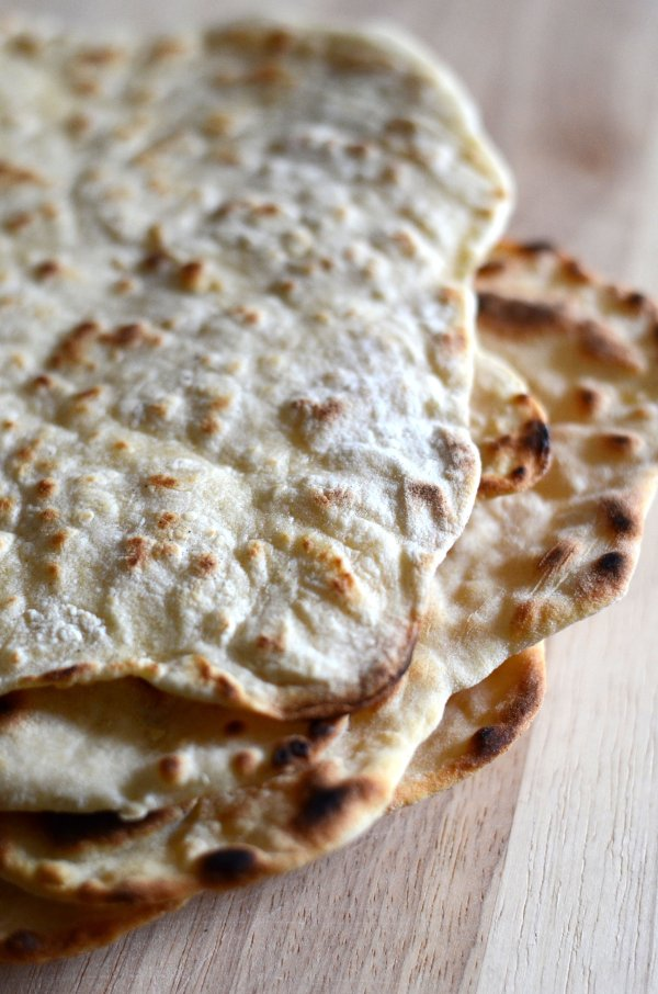 flatbreads 3 ingredients