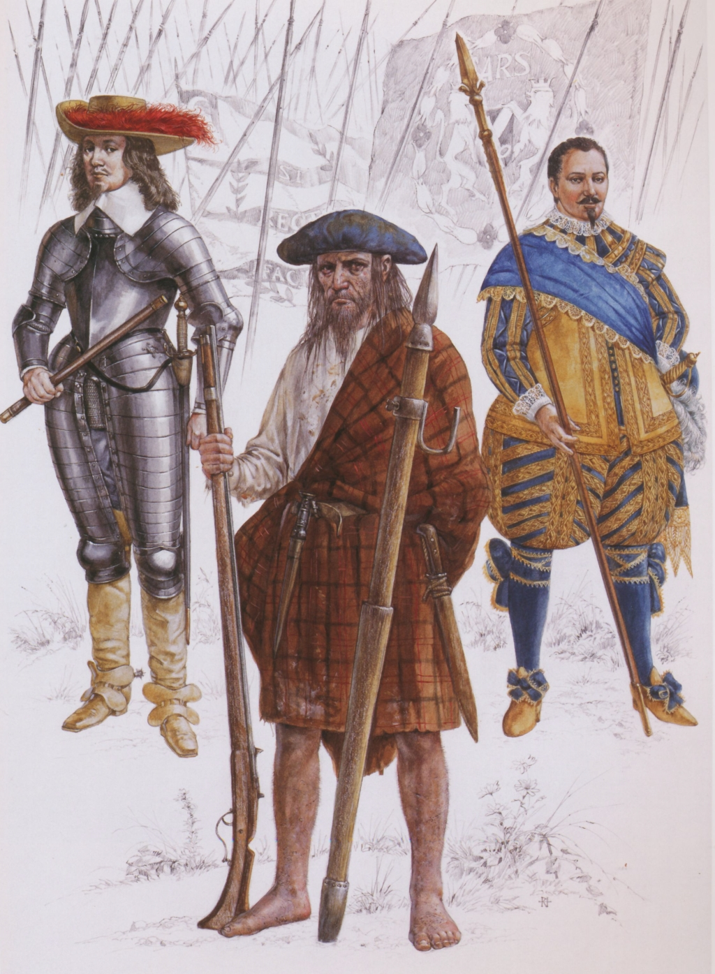 Scots Mercenaries