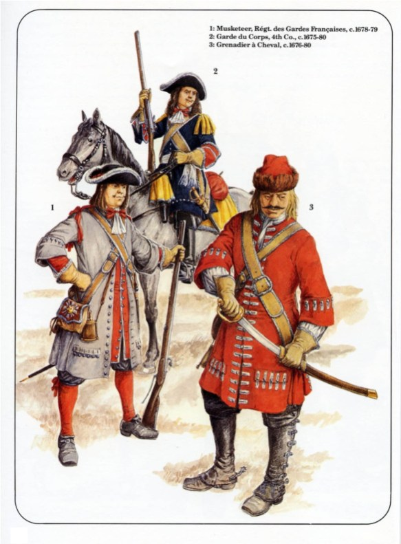 17th Century Armies the French paradigm Weapons and Warfare