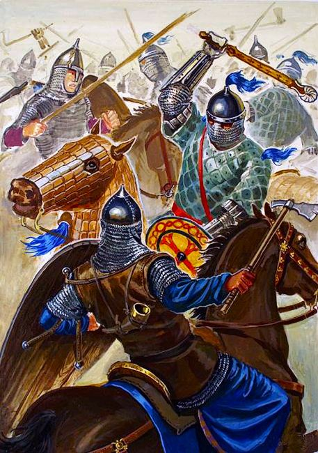 The Battle Of Sirmium July 8 1167 Weapons And Warfare