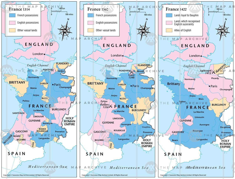 Burgundians In The 100 Years War