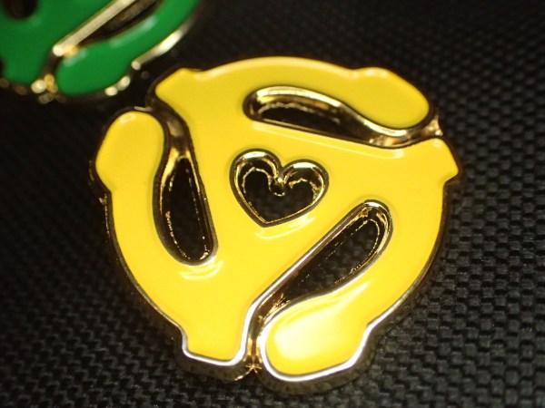 45 Love pin