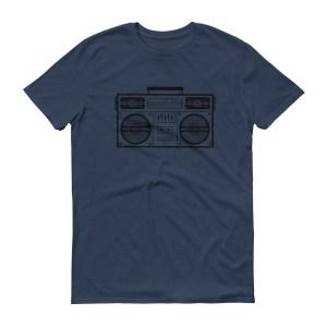 (Boombox t-shirt)
