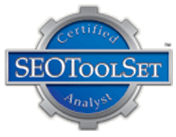 SEO Toolset Certified Analyst