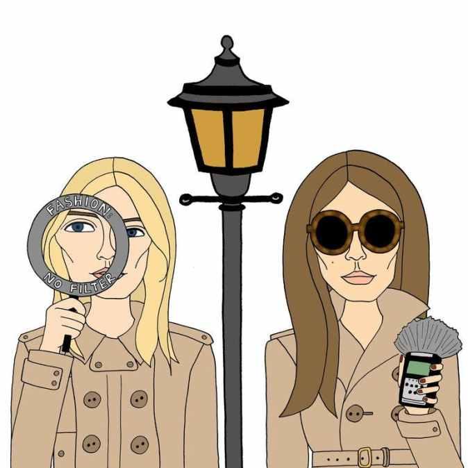 fashion no filter podcast