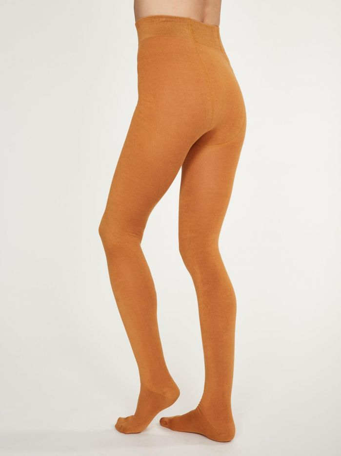 Elgin Plain Bamboo Tights Thought