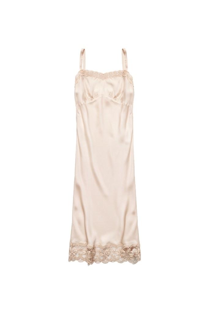 Satin Slip Dress, £49.99, Simone Rocha x H&M