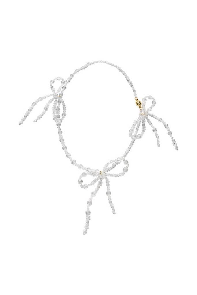 Bow-detail Necklace, £39.99, Simone Rocha x H&M - buy now