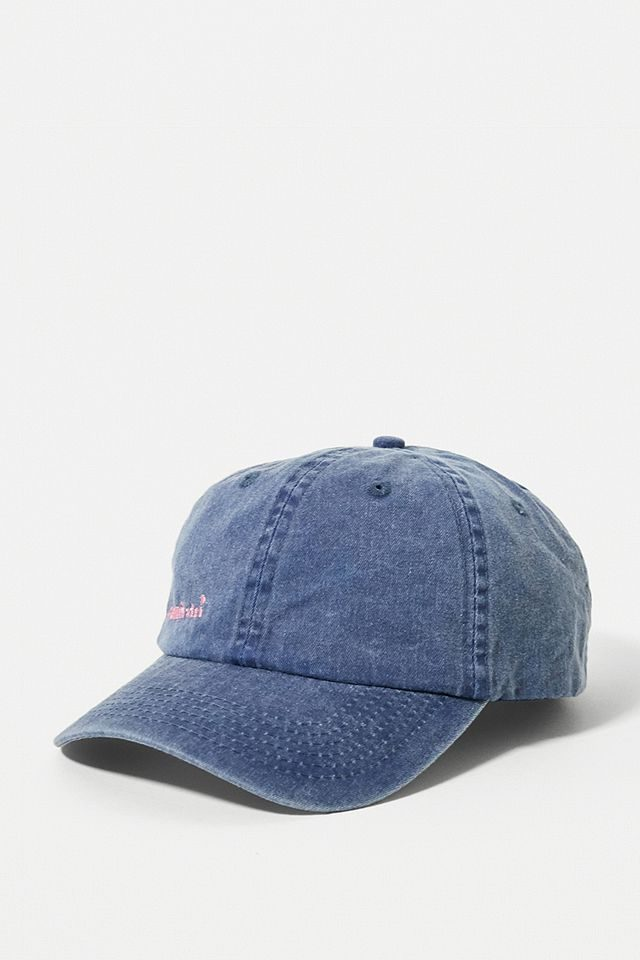 iets frans... Washed Cotton Baseball Cap