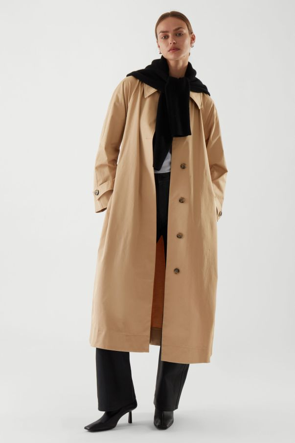 COS Oversized Trench Coat