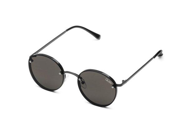 sunglasses for oval face - quay farrah sunglasses
